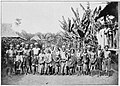 Heathen Guiangas from the slopes of the Apo (c. 1900, Philippines).jpg