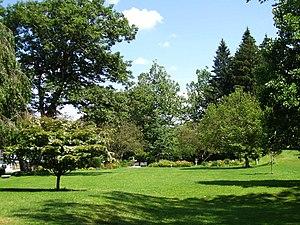 Springside Natural Park Center