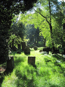 Image illustrative de l'article Cimetière juif de Worms