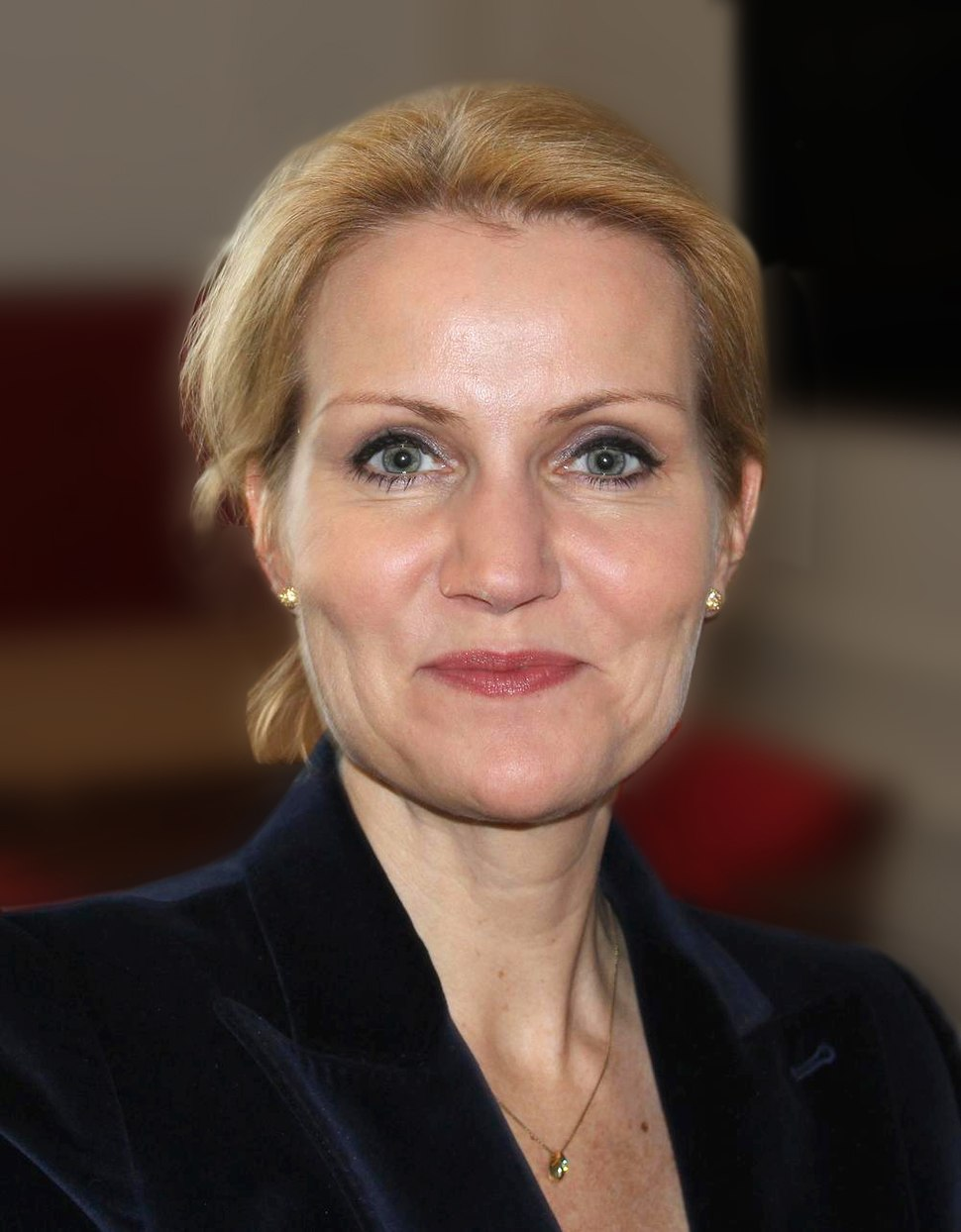 Helle Thorning-Schmidt portrait
