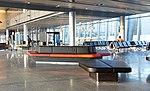 Helsinki-Vantaa Airport bench.jpg