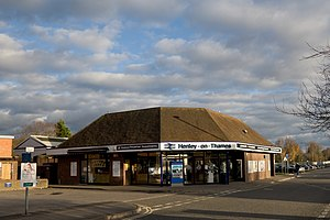 Henley-on-Thames railway station - Image: Henley on thames railway station