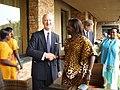Henry Bellingham meets Rwandan Foreign Minister Louise Mushikiwabo, 23 July 2010 (4823614846).jpg