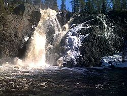 List of waterfalls - Wikipedia, the free encyclopedia