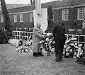 Herdenking februari-staking Amsterdam (herdenking Commandanten), Bestanddeelnr 904-9842.jpg