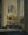 Het Lam Gods van de gebroeders van Eyck in de Sint Bavo te Gent Rijksmuseum SK-A-4264.jpeg