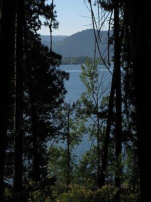 Weldon Brinton Heyburn - Heyburn State Park in northern Idaho