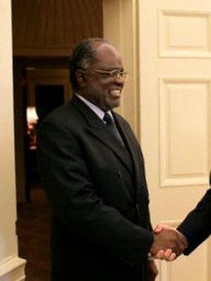 Politics of Namibia - Hifikepunye Pohamba, 2nd President of Namibia