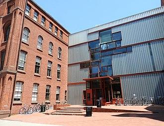 Pratt Institute School of Architecture - Higgins Hall