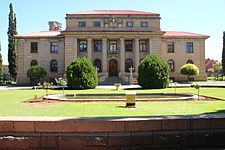 High Court, Bloemfontein, South Africa.JPG