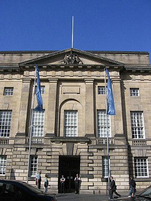 High Court of Justiciary - High Court of Justiciary in Edinburgh