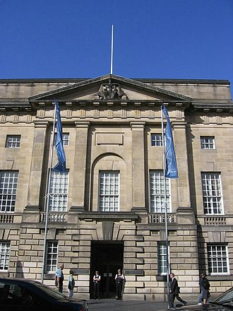 Scots law - High Court of Justiciary