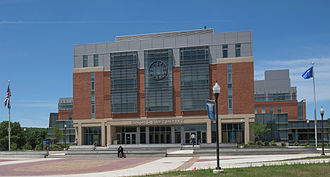Southern Connecticut State University - Hilton C. Buley Library