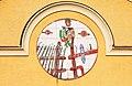 Himmelberg 66 Kulturhalle Emailmedaillon Giselbert Hoke 23112012 149.jpg
