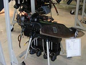 Hirth HM 60 - Image: Hirth HM 60