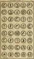 Historia Byzantina duplici commentario illustrata - prior, Familias ac stemmata imperatorum constantinopolianorum, cum eorundem augustorum nomismatibus, and aliquot iconibus - praeterea familias (14744716916).jpg