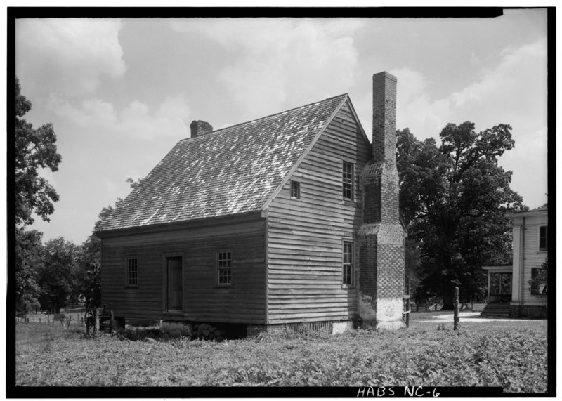 File:Historic American Buildings Survey, C.O. Greene, Photographer June 7, 1940 VIEW FROM NORTH. - Cascine, State Route 1702, Louisburg, Franklin County, NC HABS NC,35-LOUBU.V,1-4.tif
