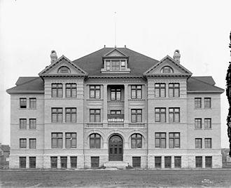 University of Manitoba - Historical photo of the university