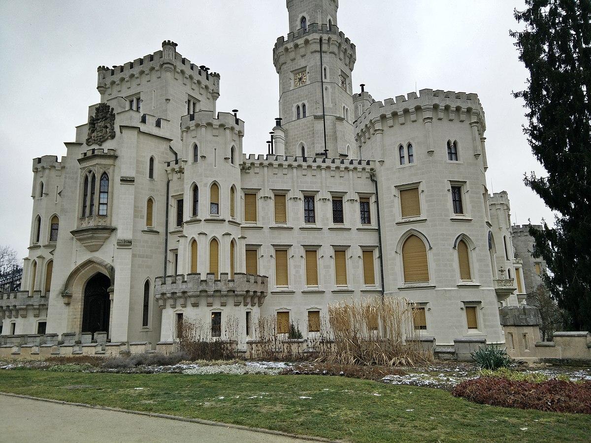 Hluboká Castle - Wikipedia