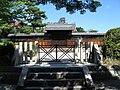 Hojyuji (Kyoto, Kyoto) Goshirakawa tennoryo.jpg