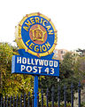 Hollywood American Legion Post 43 neon sign 2015-05-25.jpg