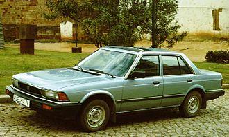 Honda Vigor - Image: Honda Accord second gen 1982 Kleve Kennzeichen