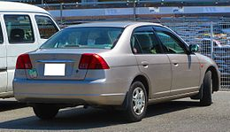 Honda Civic ferio (ES) Rear.JPG