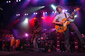 Hootie & the Blowfish - The band in 2005
