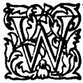 Horace Satires etc tr Conington (1874) - Capital W type 2.jpg