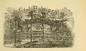 Mount McGregor (mountain) - Hotel Balmoral