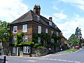 House at junction of High Street and Croydon Road Westerham - geograph.org.uk - 1421463.jpg