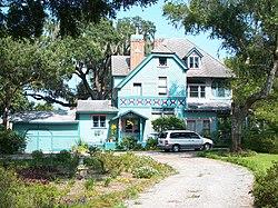 Hubbard House Crescent City Florida Wikivisually
