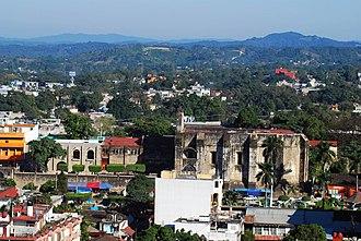 Huejutla de Reyes - Image: Huejutla de Reyes, Hidalgo 1