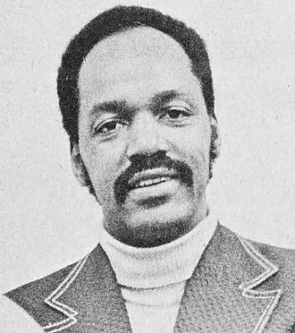 Hugh Evans (basketball) - Evans, circa 1974