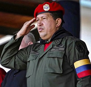<i>Chavismo</i> Left-wing political ideology