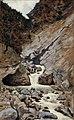 Hugo Simberg - Mountain Stream in Caucasia - A IV 3599 - Finnish National Gallery.jpg