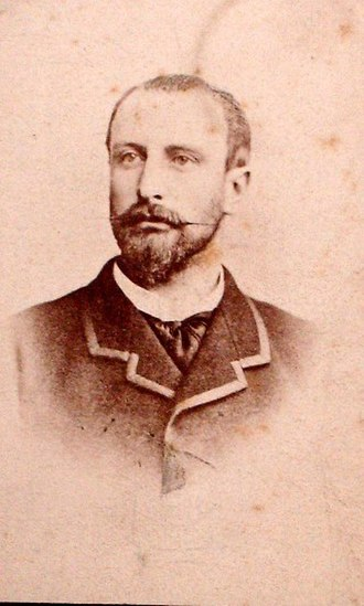 Unterelsaß - Hugo Zorn von Bulach, Alsatian deputy