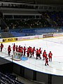Hungary vs. Ukraine at 2018 IIHF World U18 Championship Division I (02).jpg