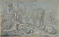 Hunters with Dead Game in a Landscape MET DP809068.jpg