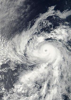 2006 Pacific hurricane season - Image: Hurricane bud 2006