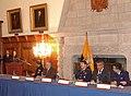 INTERVENCION DE CANCILLER MARIA ERNANDA ESPINOSA EN REUNION ESPACIAL (1486073512).jpg