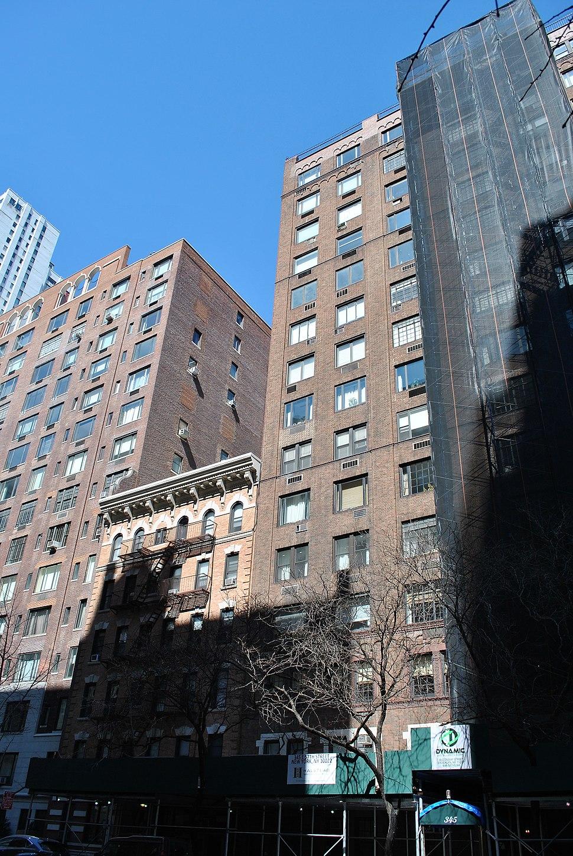 I Patricia Highsmith House, NYC, NY