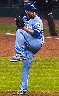 Ian Kennedy American baseball pitcher