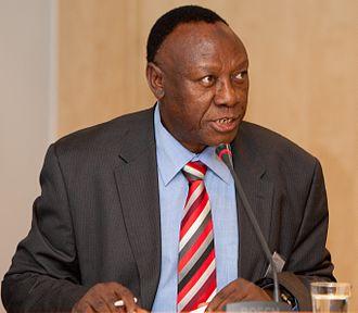 Ibrahim Lipumba - Image: Ibrahim Lipumba