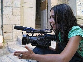 Ibtisam Maraana Palestinian filmmaker