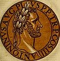 Icones imperatorvm romanorvm, ex priscis numismatibus ad viuum delineatae, and breui narratione historicâ (1645) (14559975530).jpg