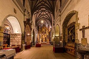 Iglesia de San Juan Bautista, Ágreda, Soria, España, 2018-03-29, DD 43-45 HDR.jpg
