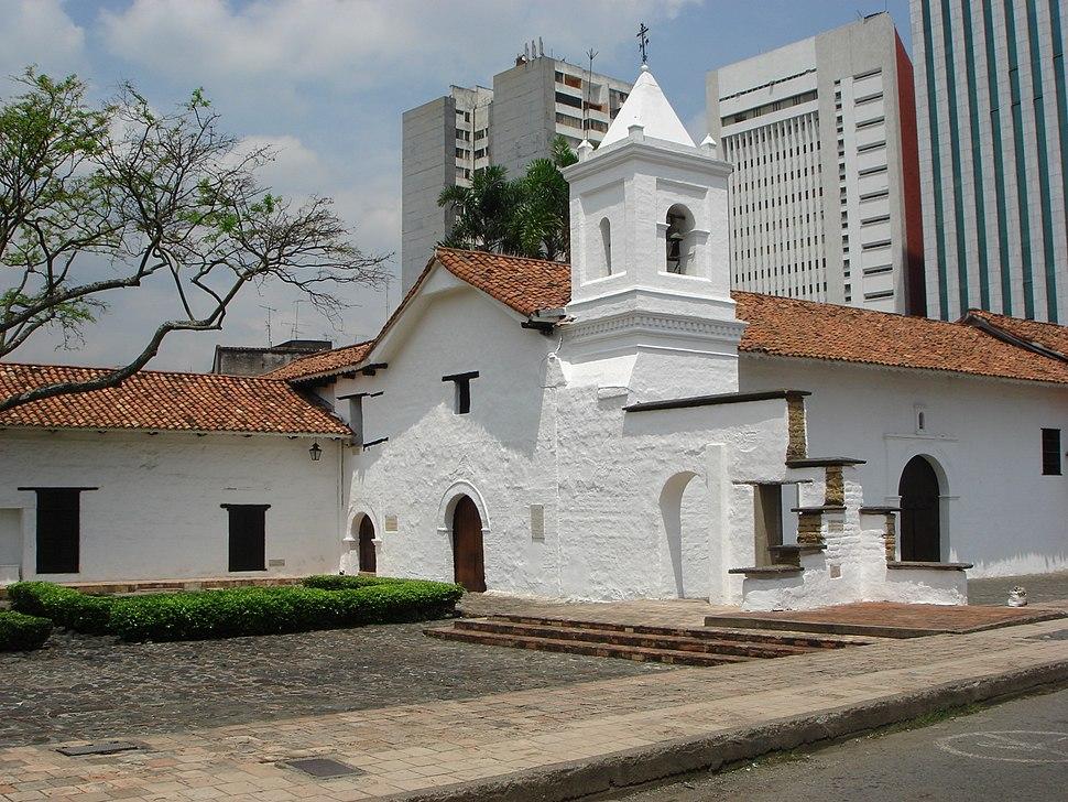 Iglesia la Merced Cali