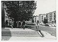Ignacy Płażewski, Osiedle mieszkaniowe, widok na ul. Sporną z ul. Wojska Polskiego w Łodzi, I-4711-20.jpg
