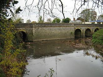 Ilchester - Bridge over the River Yeo